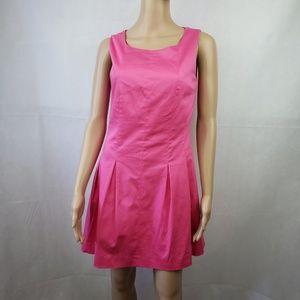 🟣2/$30🟣 Love 21 Pink Sleeveless Mini Dress Sz S